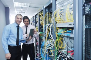 Information security specialists from Ezentria
