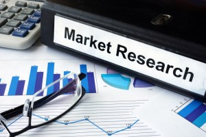 VRM template with market research.